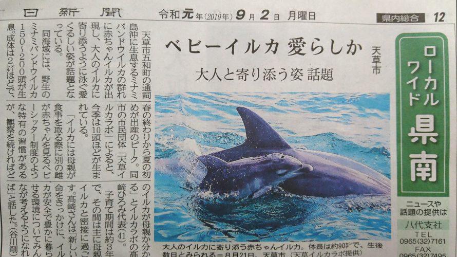 9/2 熊日新聞